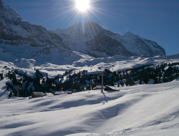 skidresortillwengen