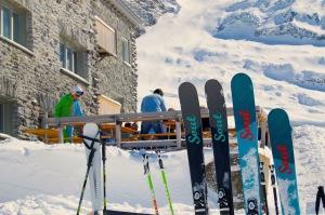 handmade skis