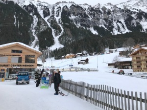 Wengen ski resort