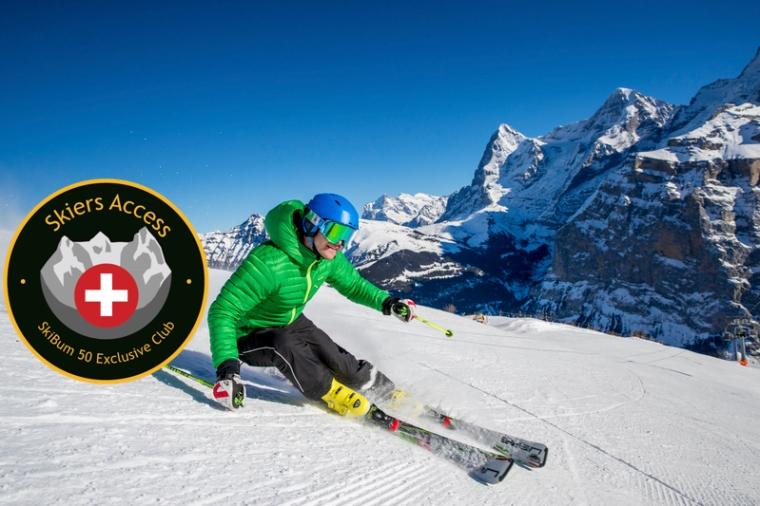 瑞士滑雪之旅