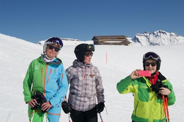 Skidresor